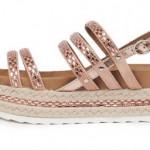 Sandali za modno poletje