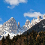 Odlična izbira je za smučanje Italija
