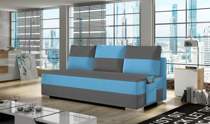 Lep in funkcionalen kavč