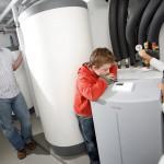 Cevni grelec je med električnimi grelci najpogosteje uporabljen