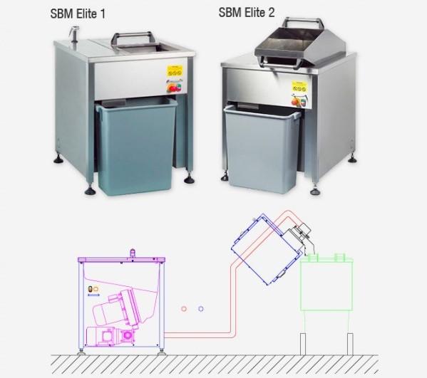 Dehidrator hrane je kompaktna naprava