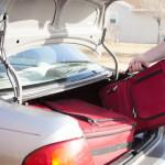 Pripomoček za rešitev nereda v prtljažniku